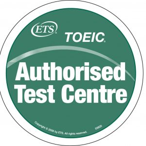 Examen TOEIC in our training center