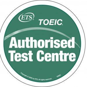 Examen TOEIC in our training center