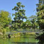 apprendre le français jardin public