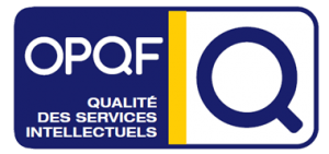 Certifié par l'Office Professionnel de Qualification des Organismes de Formation