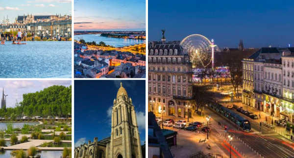 Culural Activities around Bordeaux France