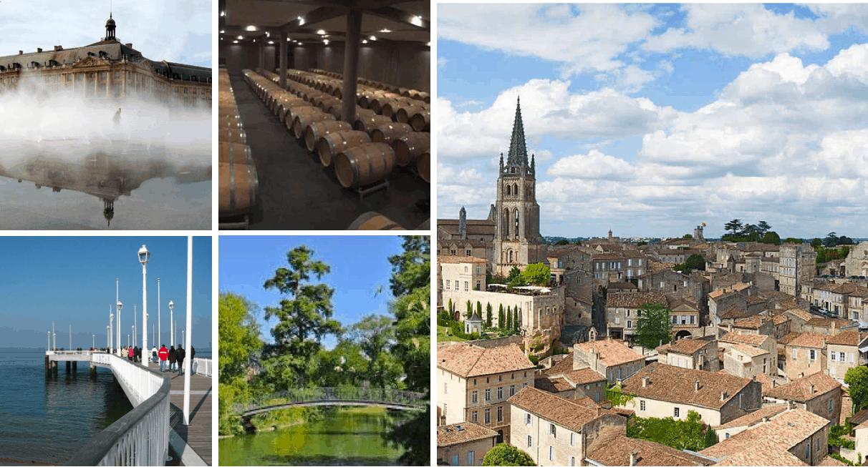 Culural Activities around Bordeaux Saint Emilion Cap Ferret Arcachon