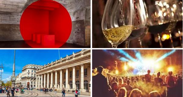 Culural Activities in Bordeaux