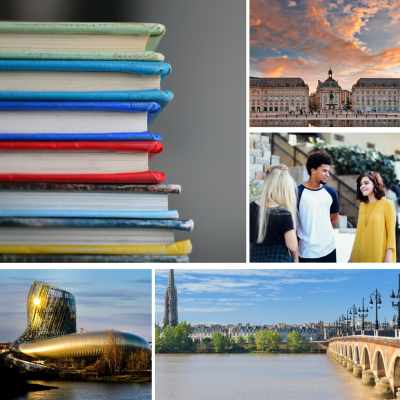 French summer camp for juniors in Bordeaux cultural activities