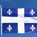 drapeau du quebec