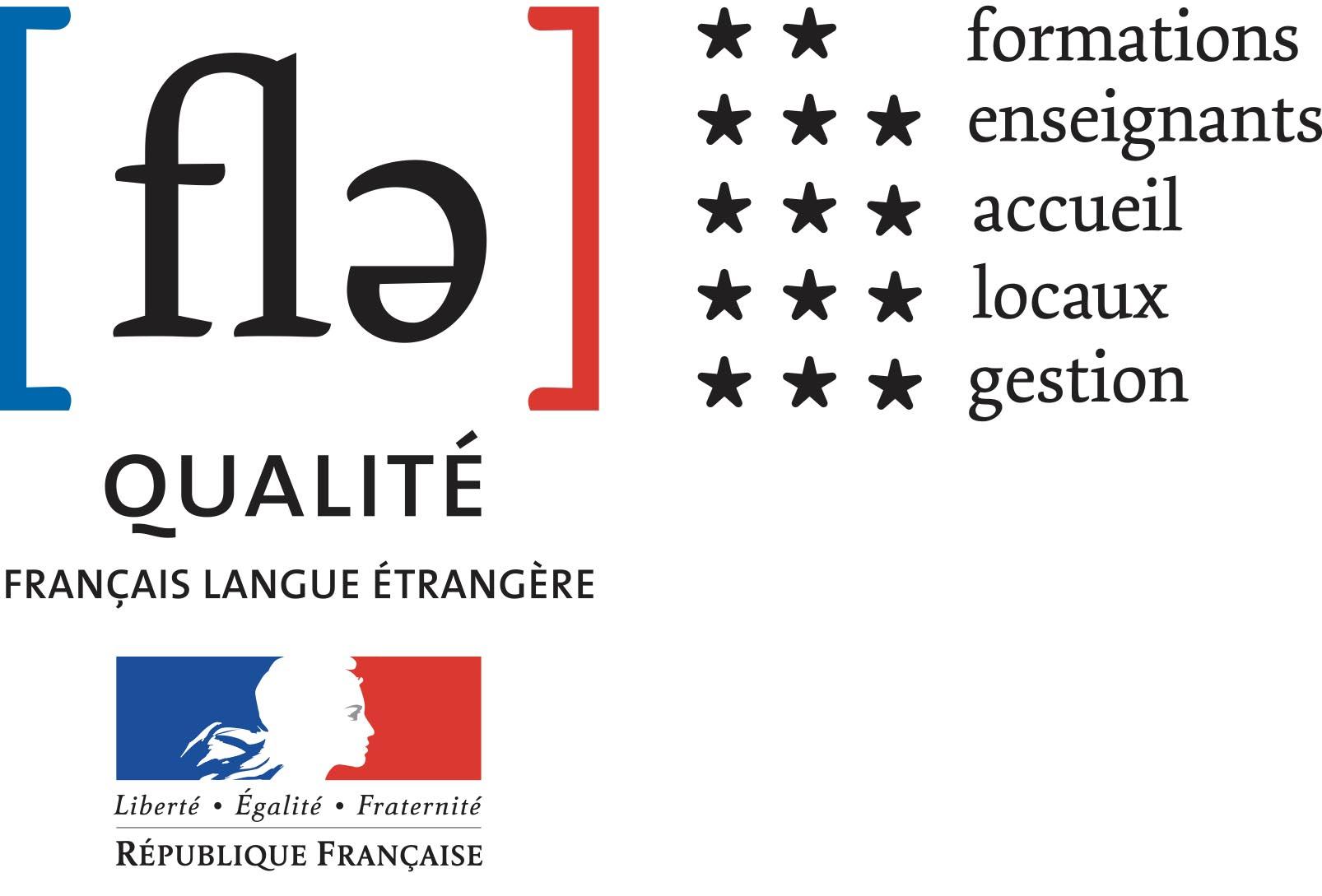 French school labelised Qualité FLE