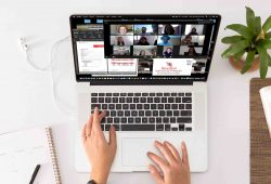 videoconference french courses