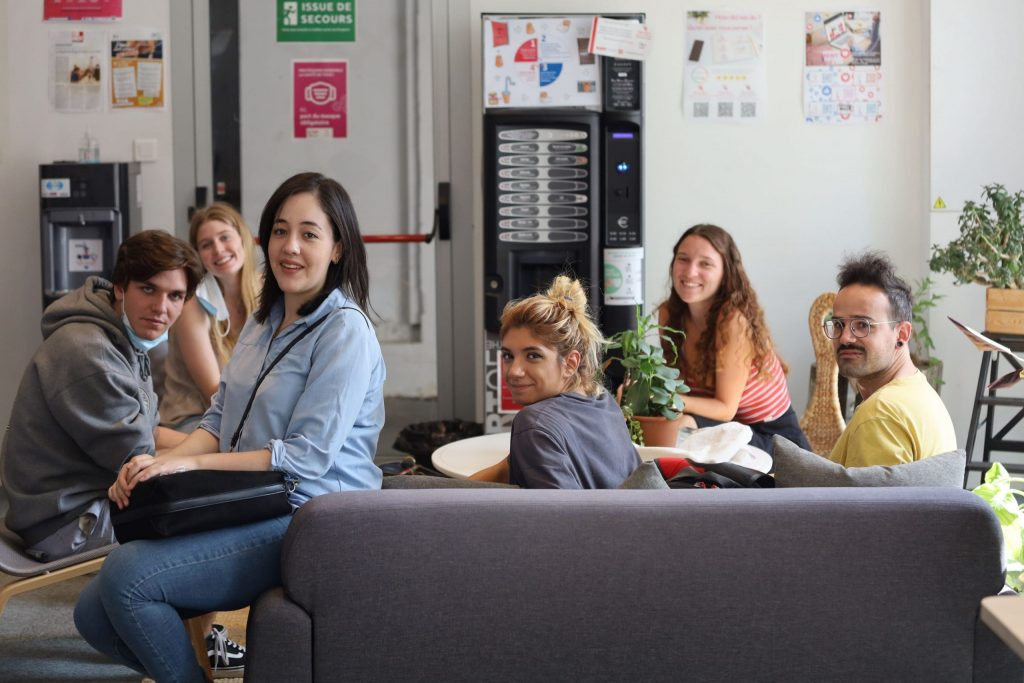 étudiants newdeal